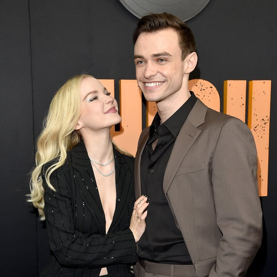 Dove Cameron and Thomas Doherty at High Fidelity Premiere