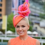 Katherine Jenkins on Day 1