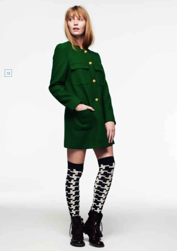 41703bee80 ASOS Fall 2011 Lookbook: Check Out The Best Winter Trends From Coats,  Statement Trousers, Neon and Leather