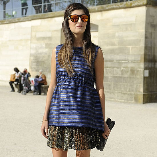 We collected over 500 inspiring street style images from Paris Fashion Week.