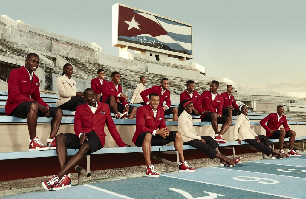 Cuba's National Team Will Be Heading to the Olympics in Style — Thanks to This Designer