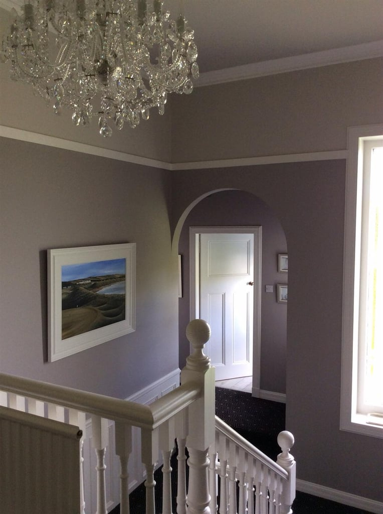 Farrow & Ball Dove Tale No. 267 | Best Gray Paints | POPSUGAR Home ...