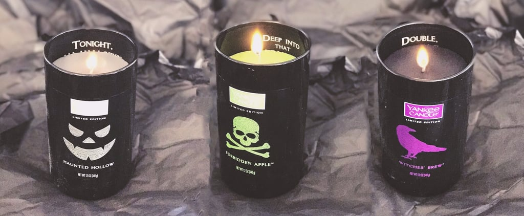 Yankee Candle Halloween Scent Reviews