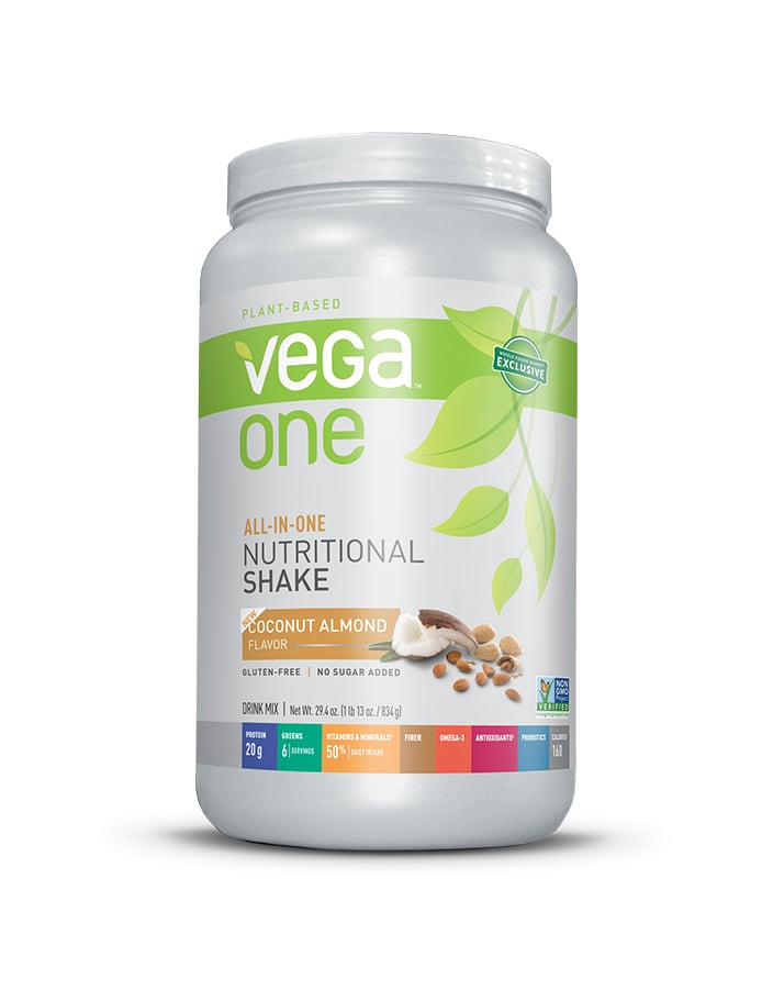 Vega One Nutritional Shake, Coconut Almond