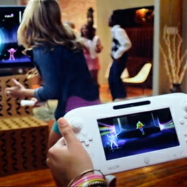 E3 Microsoft SmartGlass and Nintendo Wii U Pictures