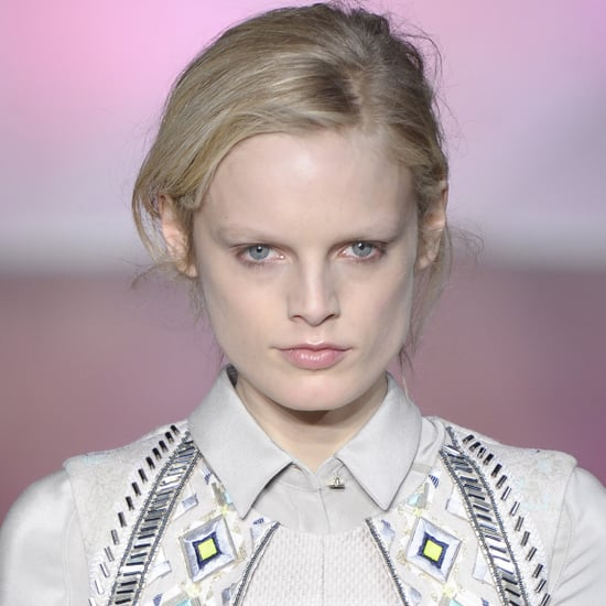 Matthew Williamson Makeup | Fashion Week Fall 2013
