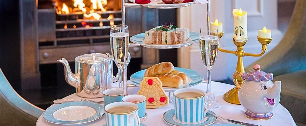 This Beauty and the Beast-Themed Afternoon Tea Is a Fairy Tale Come True