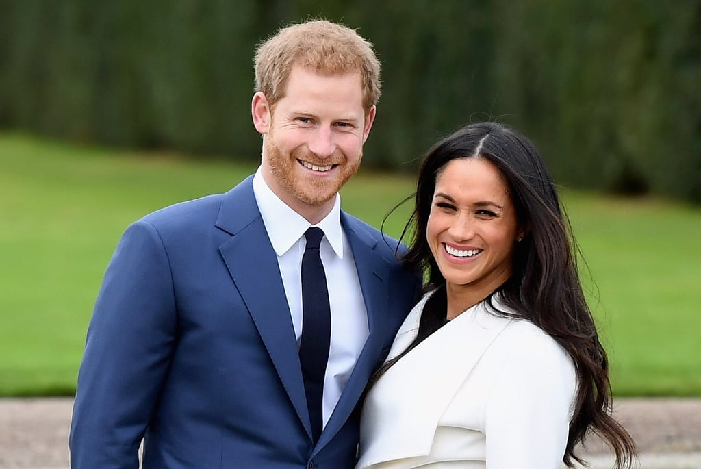 Harry and Meghan's Road to Romance: See How Their Lives Intertwined, Side by Side