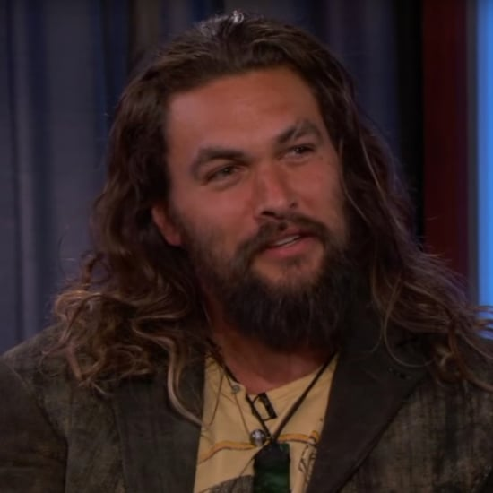 Jason Momoa Talking About Lisa Bonet on Kimmel Jan. 2017