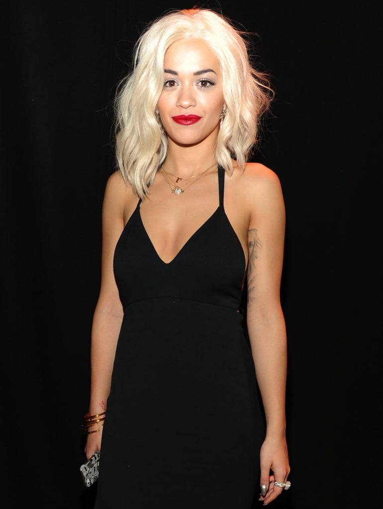 Rita Ora joined Fifty Shades of Grey as Christian's adopted sister Mia.