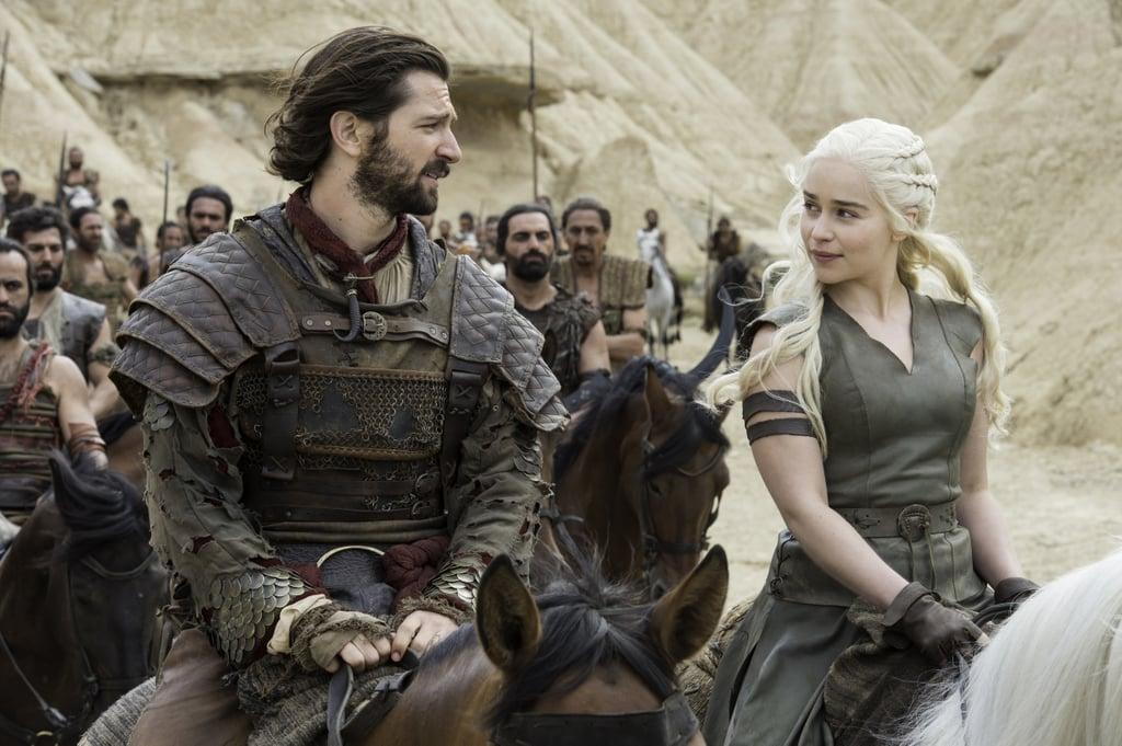 Daenerys Targaryen and Daario Naharis GIFs