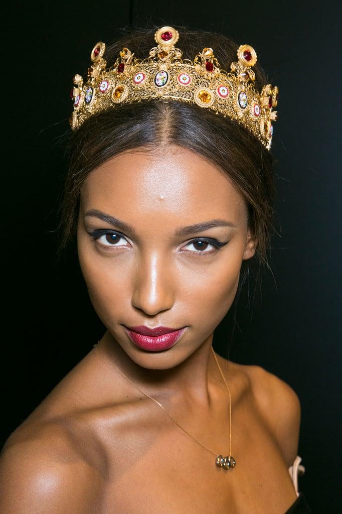 The Makeup at Dolce & Gabbana, Milan