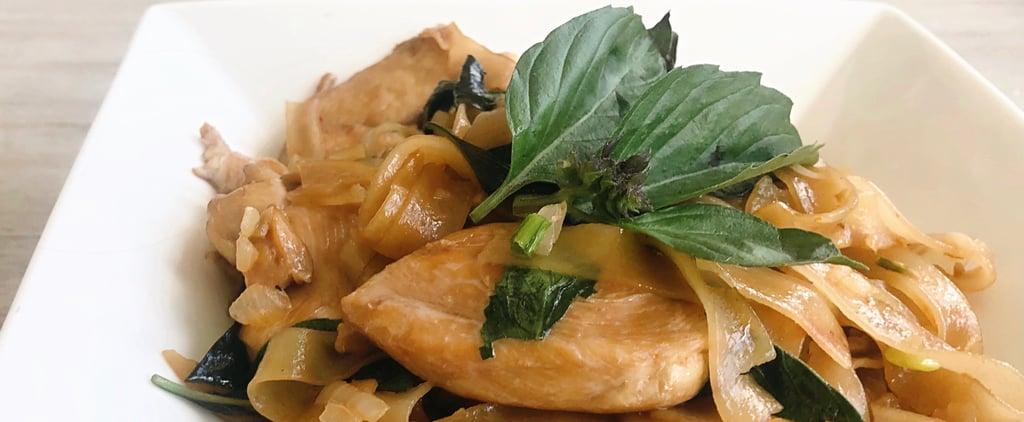 Chrissy Teigen's Drunken Noodles Recipe