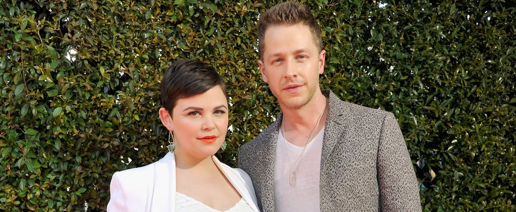 Josh Dallas Talks Falling in Love With Ginnifer Goodwin 2016