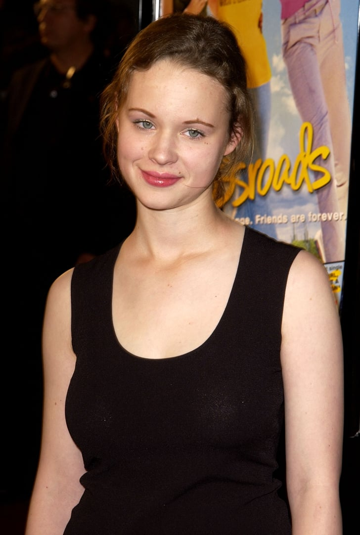 and thora birch walked the red carpet  too