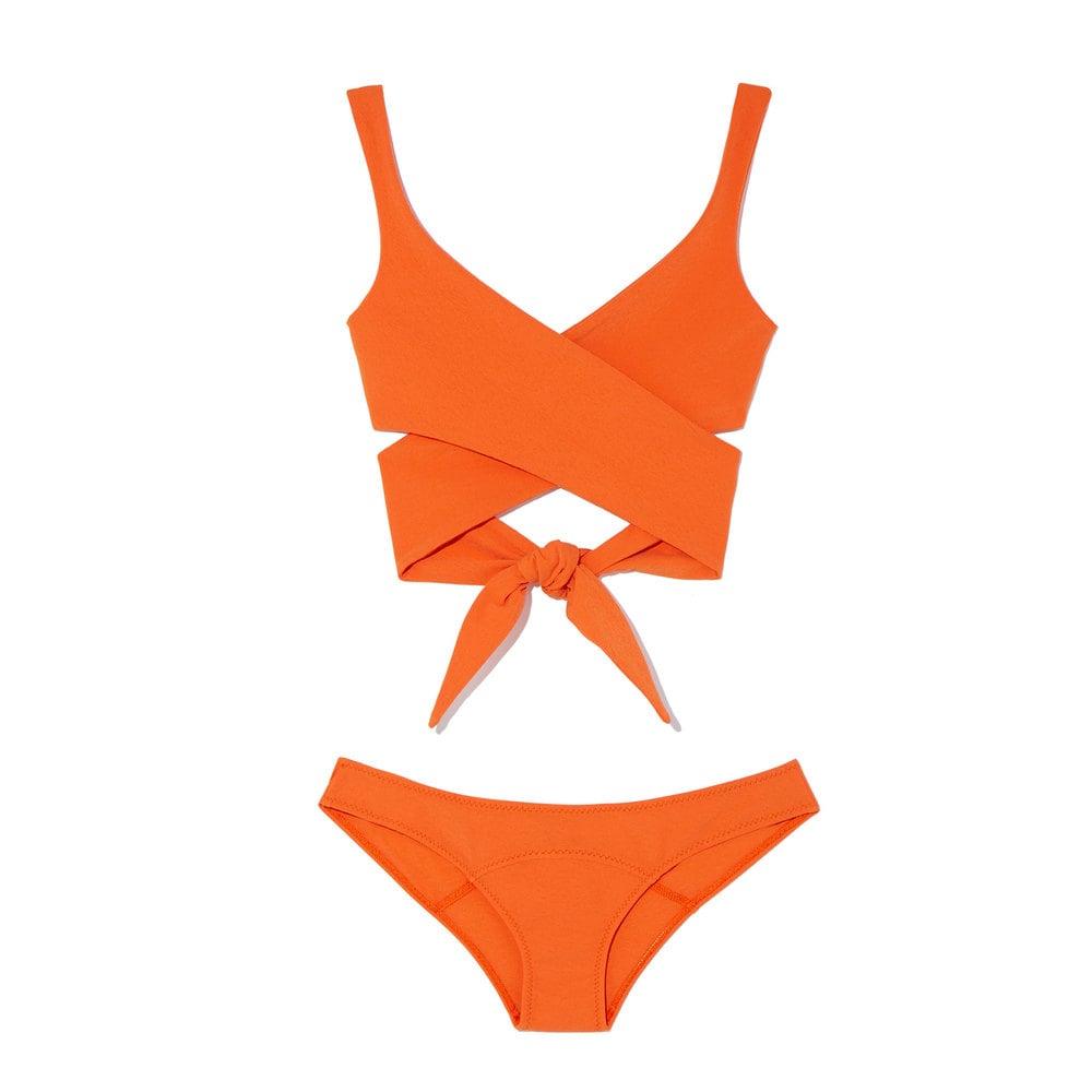 539145d1f4 Marie-Louise Wrap-Around Bikini