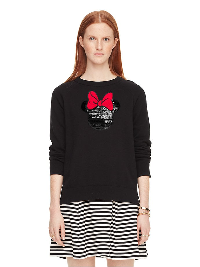 Kate Spade For New York Minnie Mouse Sweater ($298)