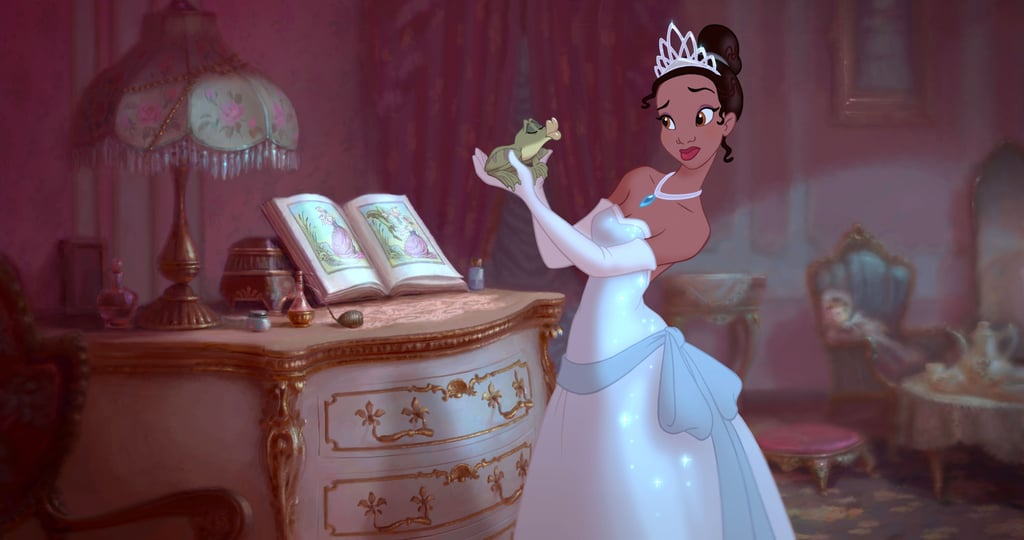 Beyoncé almost voiced Princess Tiana.