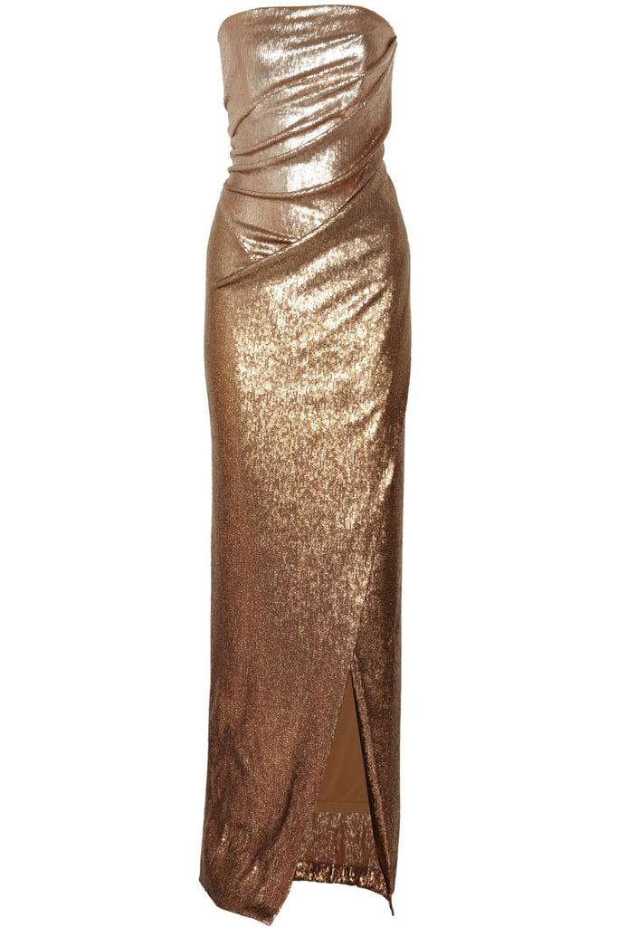 Amal Alamuddin's Donna Karan Gown