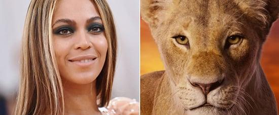 The Lion King 2019 Cast
