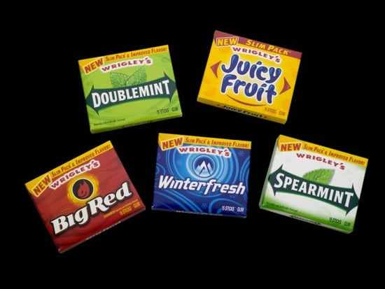Wrigley Announces New Flavors and Package Design
