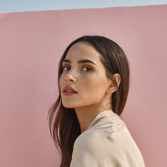 Adria Arjona Armani Beauty and Makeup Interview