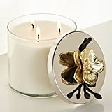 Gold Orchid Candle ($60)