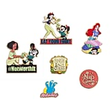 Limited-Edition Vanellope and Princesses From Ralph Breaks the Internet Pin Set