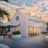 Pink Starbucks in Turks and Caicos Pictures