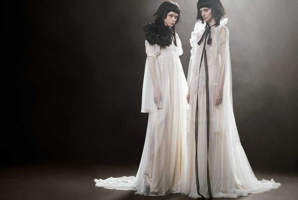Victorian inspired wedding dress trends 2018 popsugar for Victorian inspired wedding dress