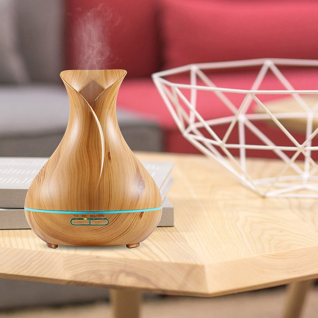 Difference Between Diffuser and Humidifier