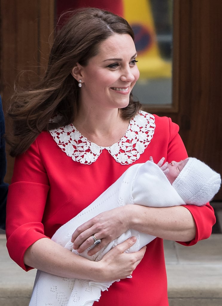 Kate Middleton After Prince Louis's Birth