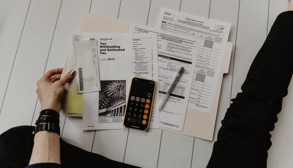 Make Sure You Have All the Required Tax Documents