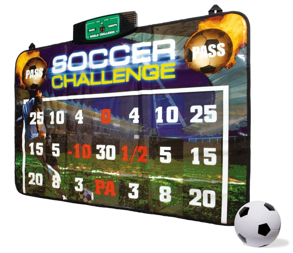 For 6-Year-Olds: Soccer Challenge Indoor Soccer Game