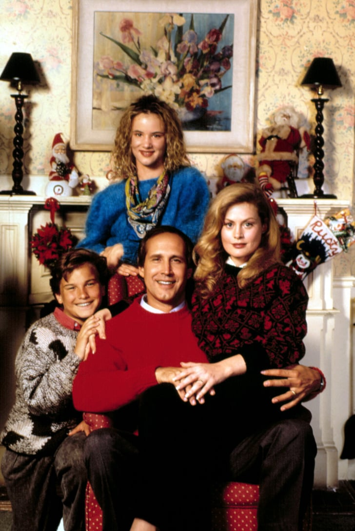 Griswold Family Vacation: Ellen And Audrey, Christmas Vacation