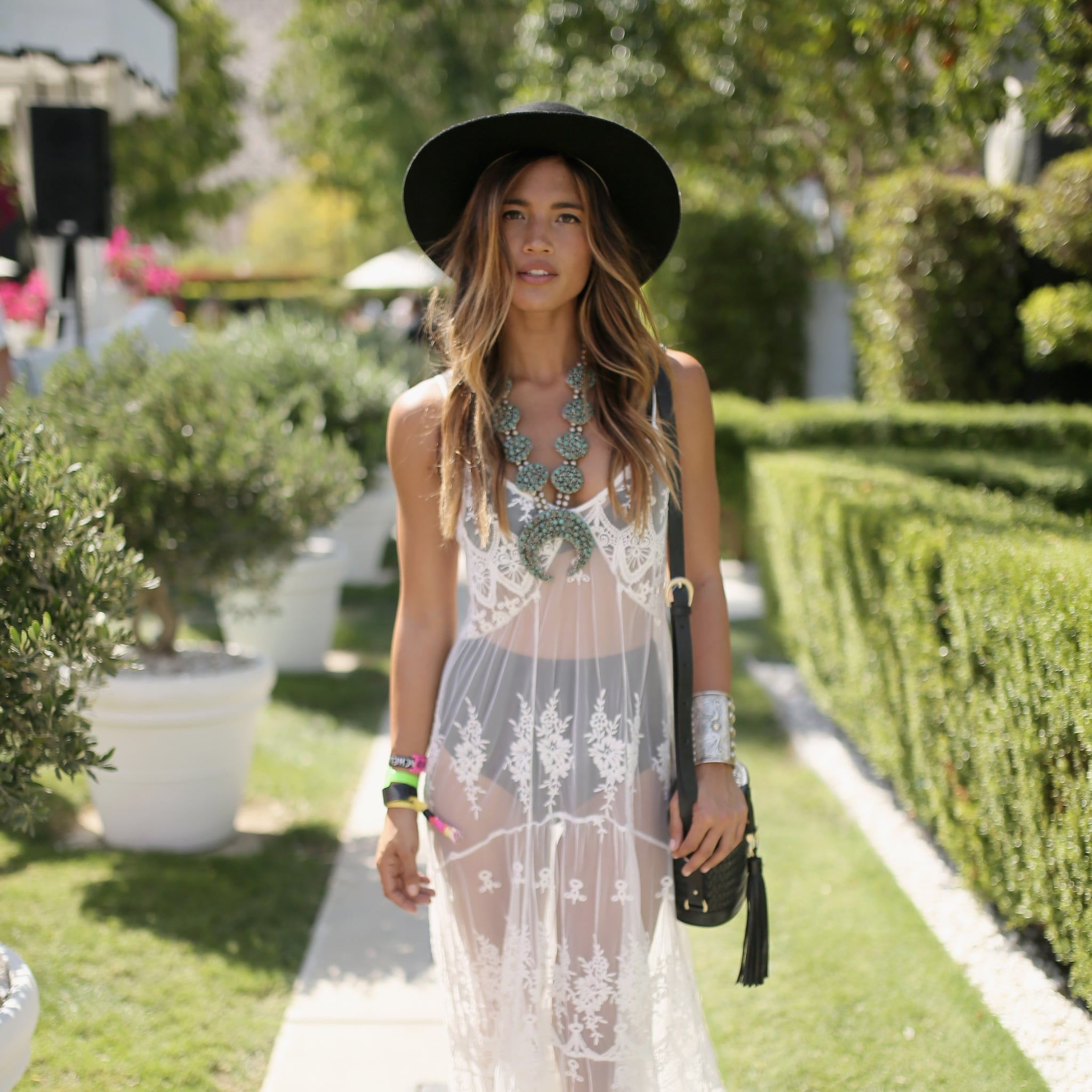 What to Wear to Music Festivals | POPSUGAR Fashion