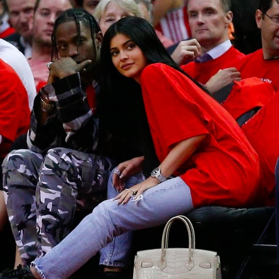 Kylie Jenner and Travis Scott Butterfly Tattoos