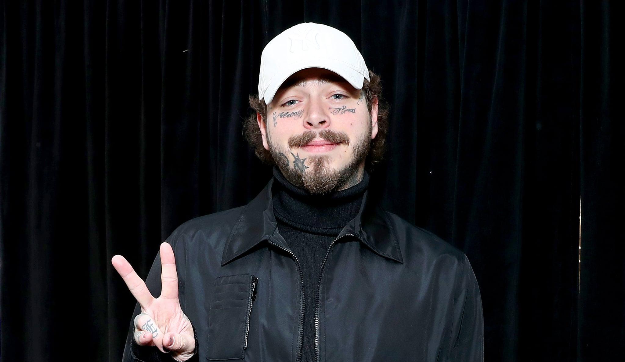 PARK CITY, UTAH - JANUARY 26: Post Malone attends the 2020 Sundance Film Festival -