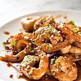Asian Chili Garlic Prawns