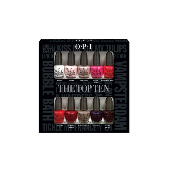OPI The Top Ten, $35.95