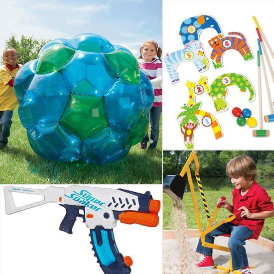 Have a Ball in Your Own Backyard! 10 Great Outdoor Toys For Summer