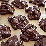 Slow-Cooker Chocolate Nut Clusters