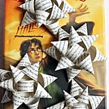 Harry Potter Gift Wrapping Bows