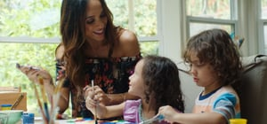 This Latina Mom Is Putting Her Own Spin on Parenting