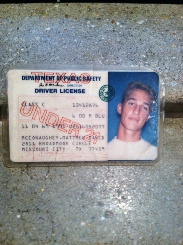 """""""My buddy's fake ID. Used to get into 18+ shows in the early 90s."""" Source: Reddit user Philkolons via Imgur"""