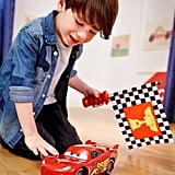 For 5-Year-Olds: Disney Cars Flag Finish Lightning McQueen