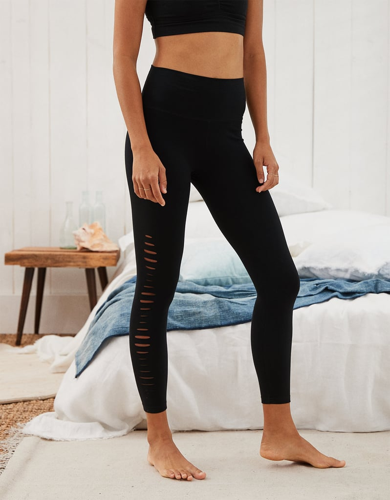 2bcfedbb15078 Aerie Chill High Waisted 7/8 Legging | Fitness Gifts For Her ...