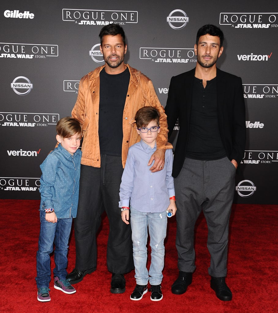 Ricky Martin FINALLY Shared a Full Photo of His Baby Girl, and OMG, Her Little Cheeks!