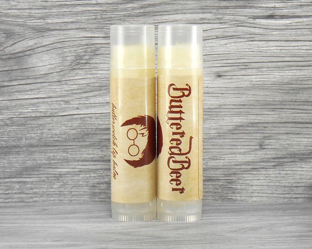 Butterbeer Lip Balm