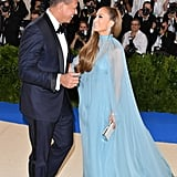 Jennifer Lopez and Alex Rodriguez — 2017